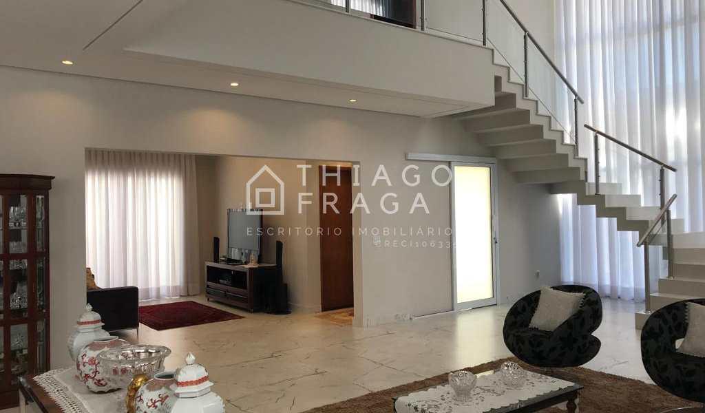 Casa de Condomínio em Sorocaba, bairro Vivendas do Lago