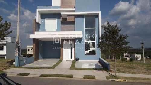 Casa de Condomínio, código 1205 em Sorocaba, bairro Cajuru do Sul