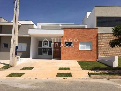 Casa de Condomínio, código 1210 em Sorocaba, bairro Cajuru do Sul
