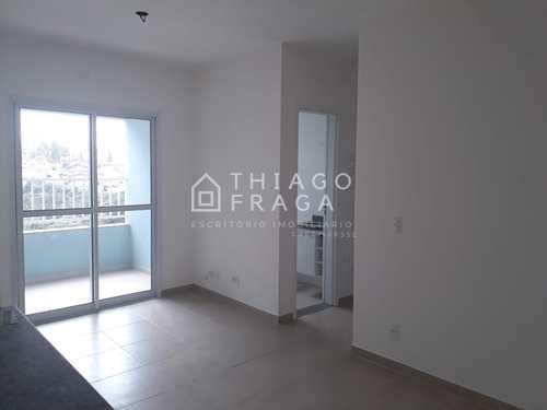 Apartamento, código 1240 em Sorocaba, bairro Jardim Leocádia