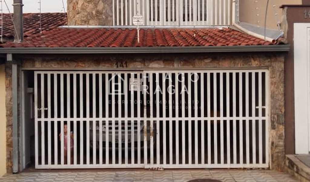 Casa em Sorocaba, bairro Jardim Bertanha