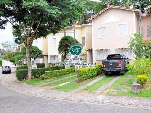 Sobrado de Condomínio, código 3107 em Cotia, bairro Jardim Barro Branco