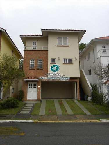 Casa de Condomínio, código 3075 em Cotia, bairro Jardim Lambreta