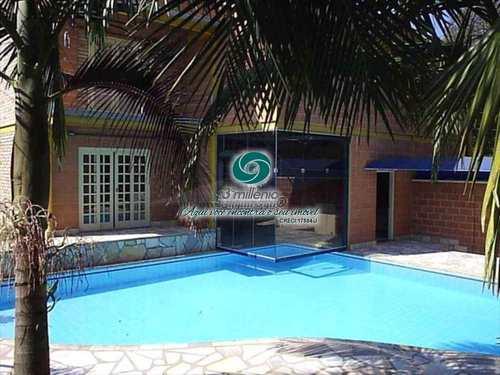 Casa, código 3062 em Cotia, bairro Granja Caiapiá
