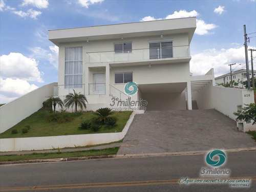 Sobrado de Condomínio, código 3057 em Cotia, bairro Granja Caiapiá