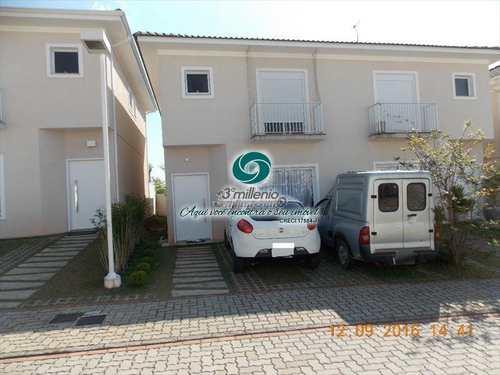 Casa de Condomínio, código 3054 em Cotia, bairro Chácara Canta Galo