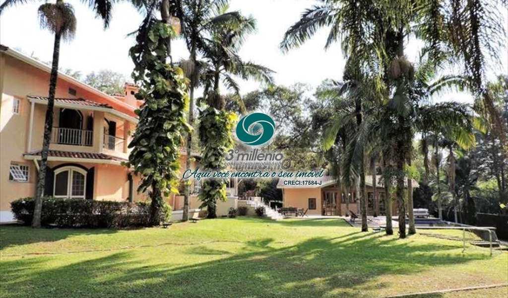 Sobrado de Condomínio em Cotia, bairro Parque Silvino Pereira