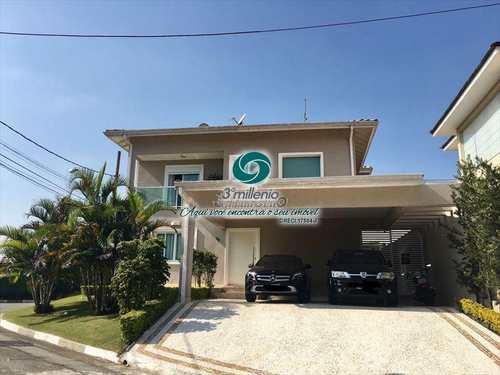 Casa de Condomínio, código 3020 em Carapicuíba, bairro Solar dos Nobres
