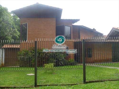 Sobrado de Condomínio, código 3000 em Cotia, bairro Granja Viana