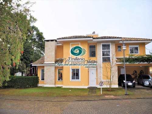 Casa de Condomínio, código 2992 em Cotia, bairro Bosque do Vianna