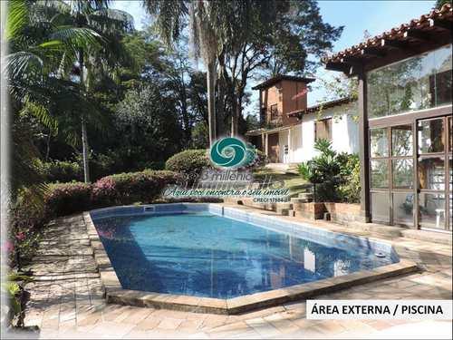 Casa de Condomínio, código 2905 em Carapicuíba, bairro Granja Viana