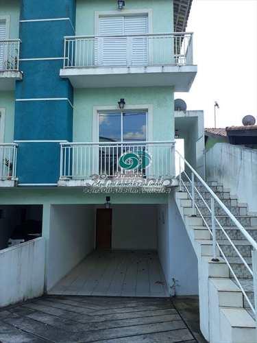 Sobrado de Condomínio, código 2906 em Cotia, bairro Granja Caiapiá