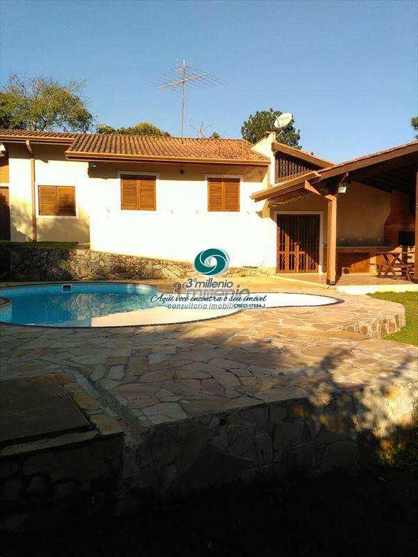 Casa de Condomínio em Cotia, bairro Granja Carneiro Viana