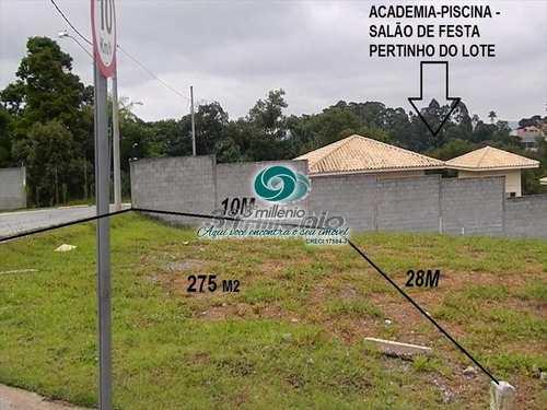 Terreno de Condomínio, código 2971 em Cotia, bairro Granja Caiapiá