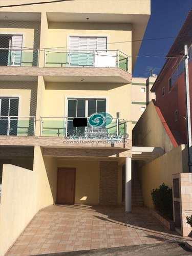 Sobrado de Condomínio, código 2899 em Cotia, bairro Granja Caiapiá