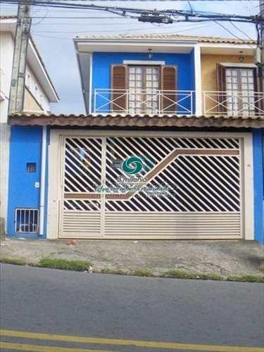 Sobrado de Condomínio, código 2889 em Cotia, bairro Vila São Francisco de Assis