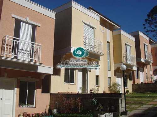 Sobrado de Condomínio, código 2863 em Cotia, bairro Granja Viana