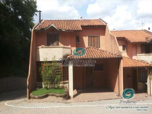 Casa de Condomínio, código 2801 em Cotia, bairro Granja Viana