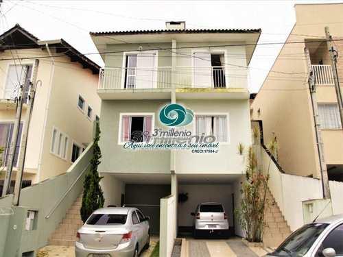 Casa de Condomínio, código 2770 em Cotia, bairro Granja Caiapiá