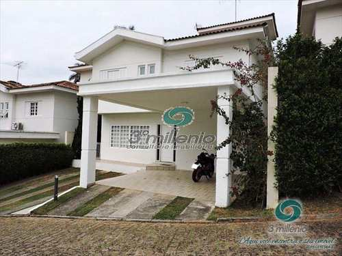 Casa de Condomínio, código 2743 em Cotia, bairro Vila Santo Antônio