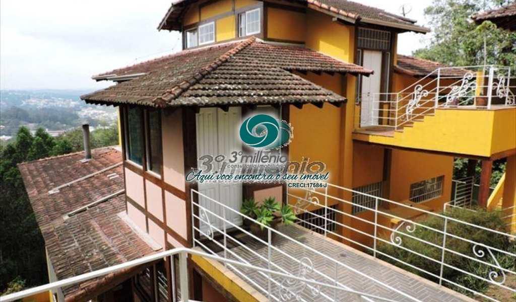 Casa de Condomínio em Jandira, bairro Altos de São Fernando