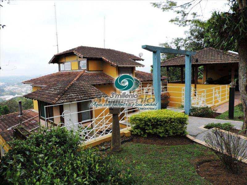 Casa em Jandira, no bairro Altos de São Fernando