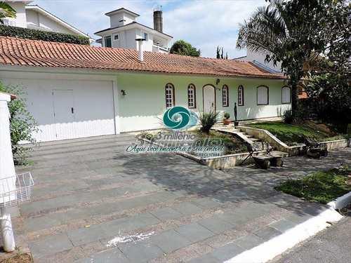 Casa, código 2691 em Cotia, bairro São Paulo II