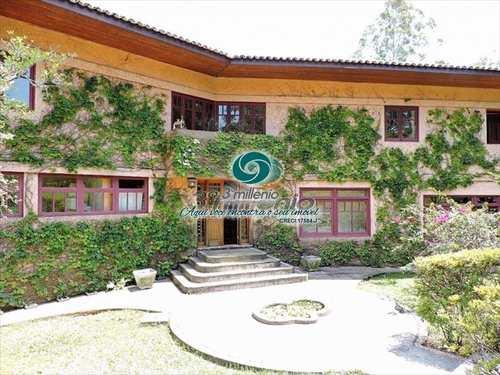 Casa de Condomínio, código 2648 em Embu das Artes, bairro Moinho Velho