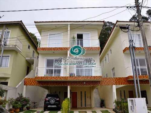 Sobrado de Condomínio, código 2643 em Cotia, bairro Jardim Rio das Pedras