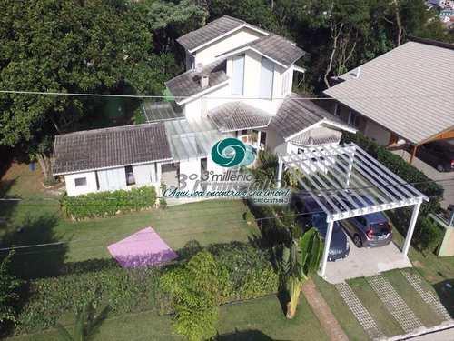 Sobrado de Condomínio, código 2636 em Cotia, bairro Granja Caiapiá