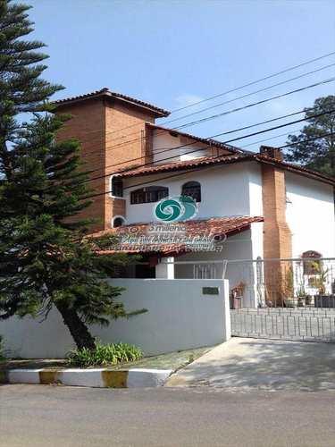 Sobrado de Condomínio, código 2580 em Cotia, bairro Granja Viana