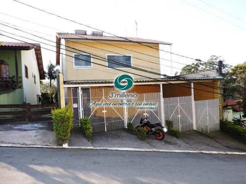 Sobrado de Condomínio, código 2530 em Cotia, bairro Horizontal Park
