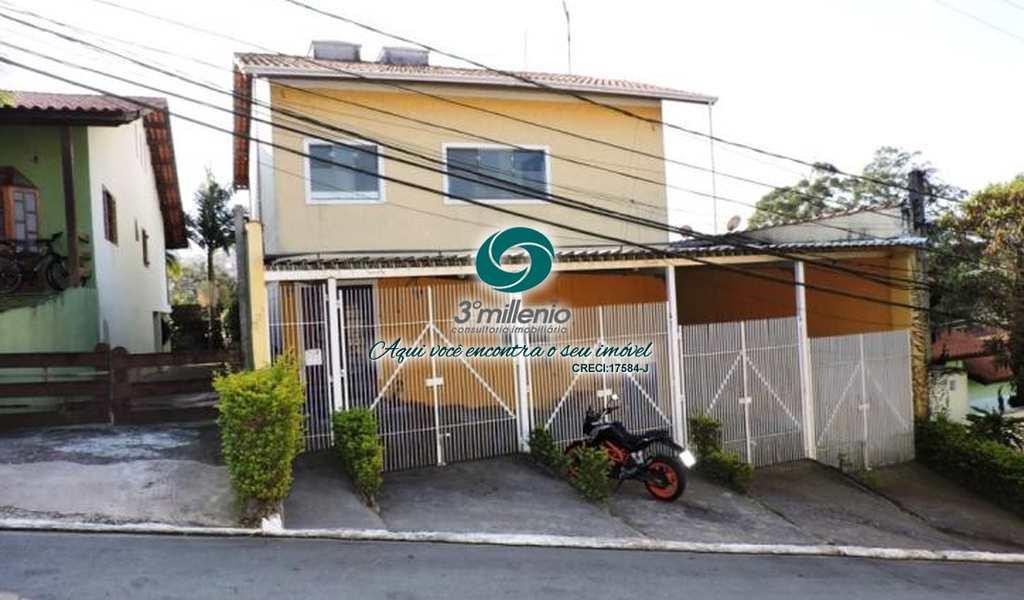 Sobrado de Condomínio em Cotia, bairro Horizontal Park