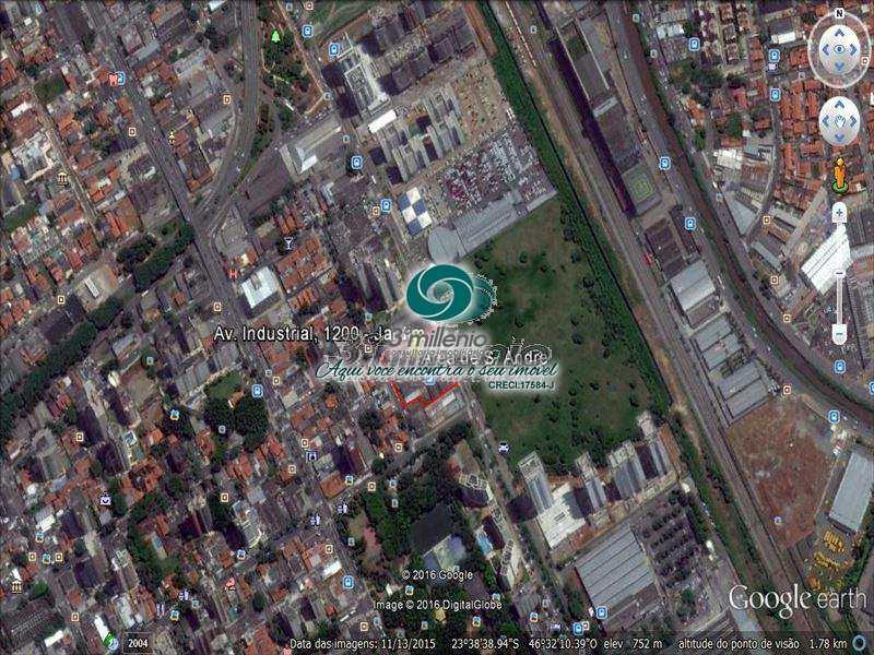 Área Comercial em Santo André, no bairro Centro