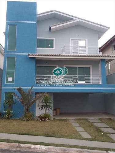 Sobrado de Condomínio, código 2510 em Cotia, bairro Granja Viana