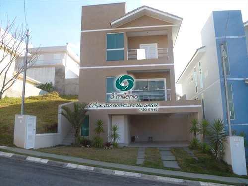 Sobrado de Condomínio, código 2493 em Cotia, bairro Granja Viana