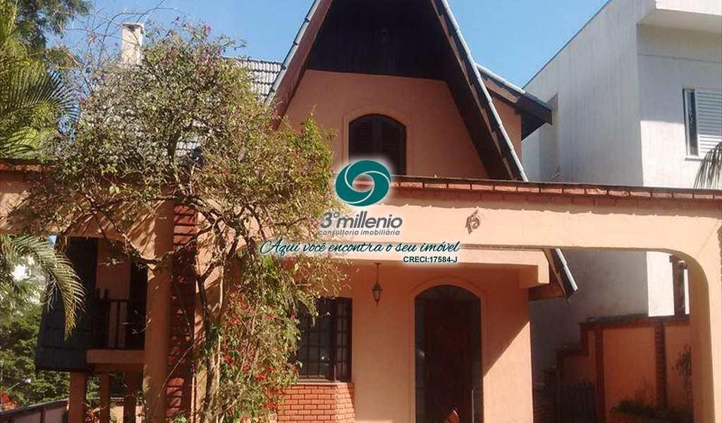 Casa em Cotia, bairro Jardim das Flores