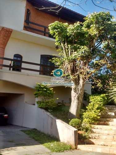 Sobrado de Condomínio, código 2475 em Cotia, bairro Jardim das Flores