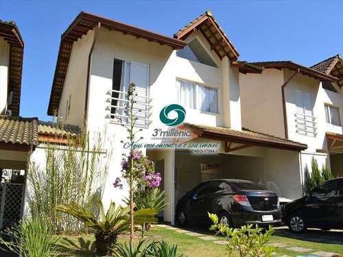 Sobrado de Condomínio, código 2476 em Cotia, bairro Granja Viana