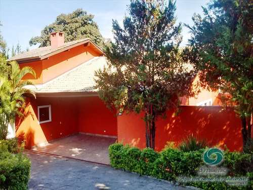 Casa de Condomínio, código 2449 em Carapicuíba, bairro Granja Viana
