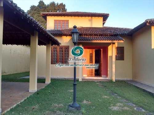 Casa de Condomínio, código 2442 em Cotia, bairro Jardim Passárgada I