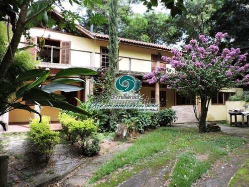 Casa de Condomínio, código 2419 em Cotia, bairro Vila de São Fernando