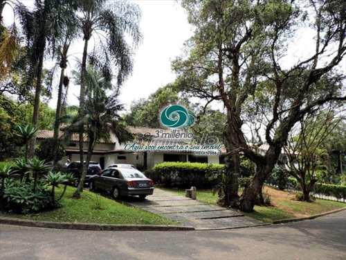 Casa de Condomínio, código 2352 em Cotia, bairro Granja Viana