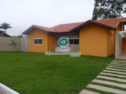 Casa, código 2324 em Cotia, bairro Granja Caiapiá