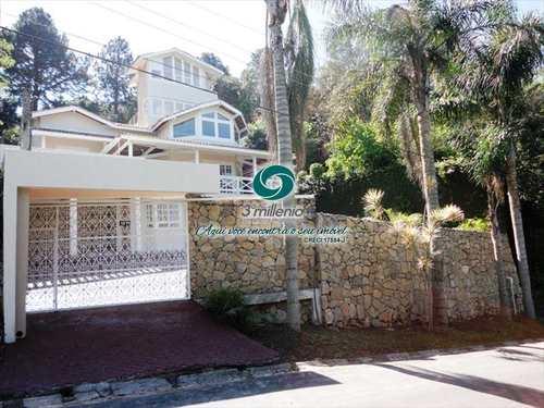 Sobrado de Condomínio, código 2293 em Cotia, bairro Granja Carneiro Viana