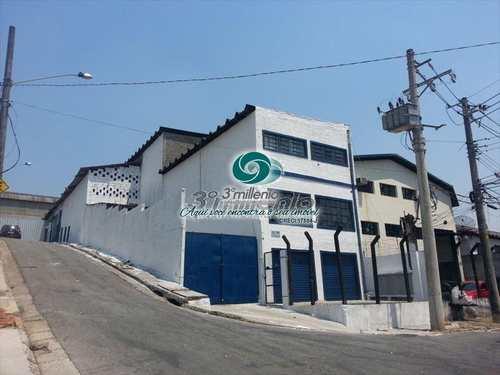 Galpão, código 2806 em Barueri, bairro Vila Morellato