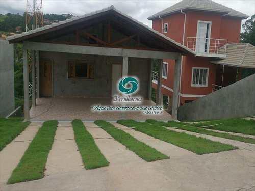 Casa de Condomínio, código 2156 em Cotia, bairro Pitas