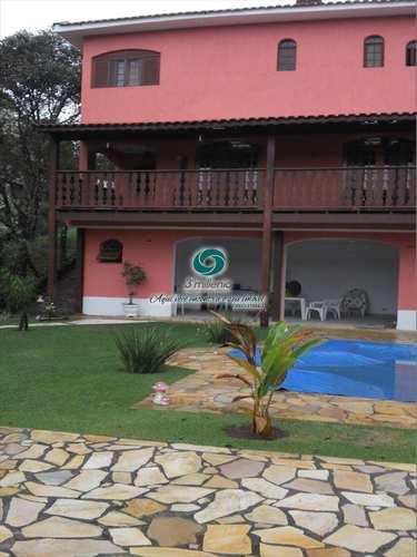 Casa de Condomínio, código 2075 em Cotia, bairro Granja Caiapiá