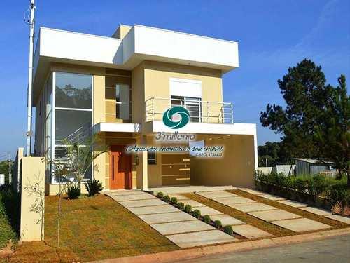 Casa de Condomínio, código 1963 em Cotia, bairro Terras de São Felipe (Caucaia do Alto)
