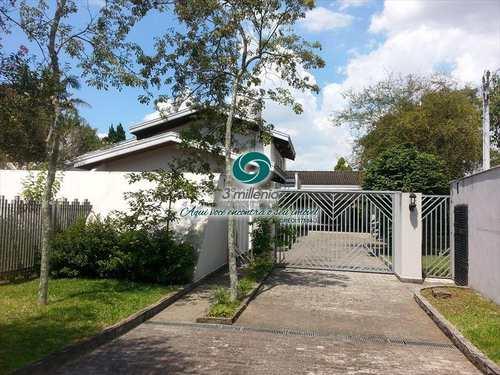 Casa de Condomínio, código 1736 em Cotia, bairro Jardim Passargada